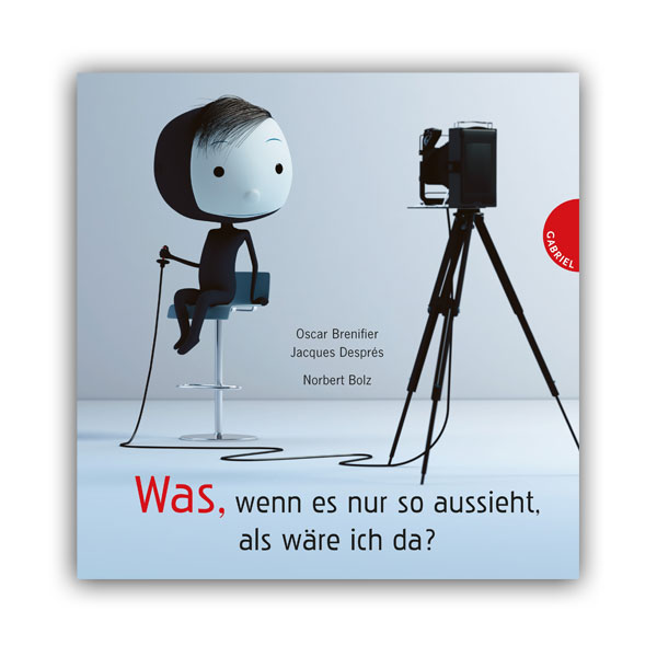 Oscar Brenifier, Jacques Després, Norbert Bolz:  Was, wenn es nur so aussieht, als wäre ich da?