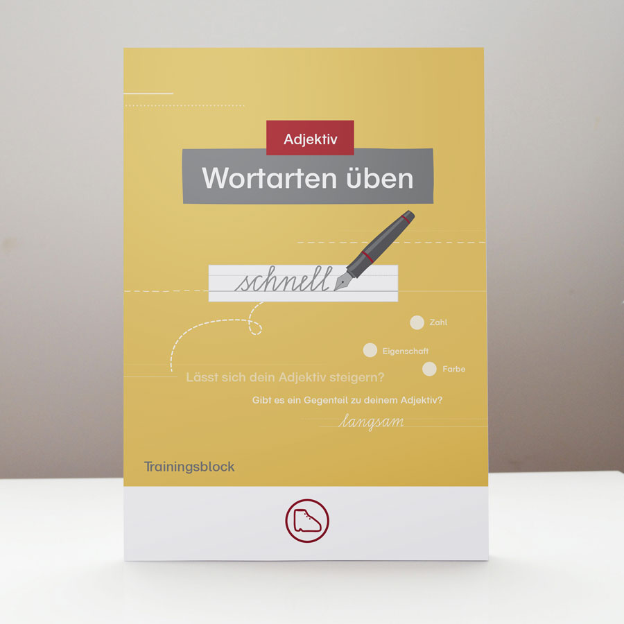 Trainingsblock | Wortarten üben – Adjektiv