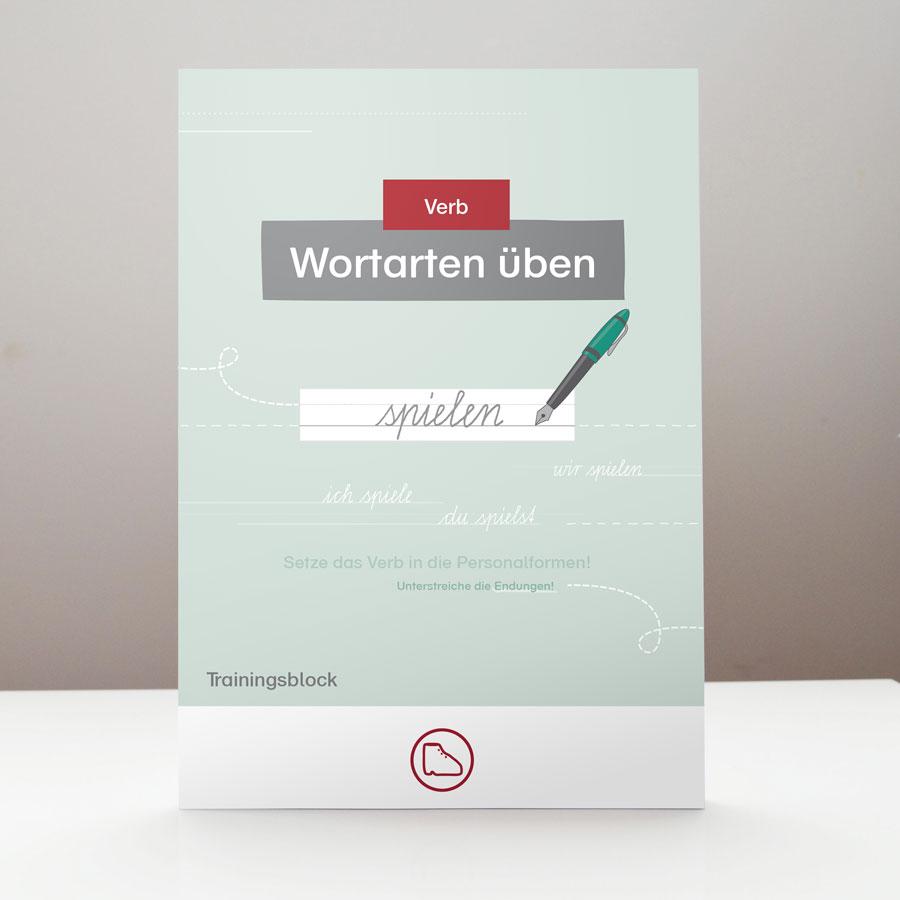 Trainingsblock | Wortarten üben – Verb