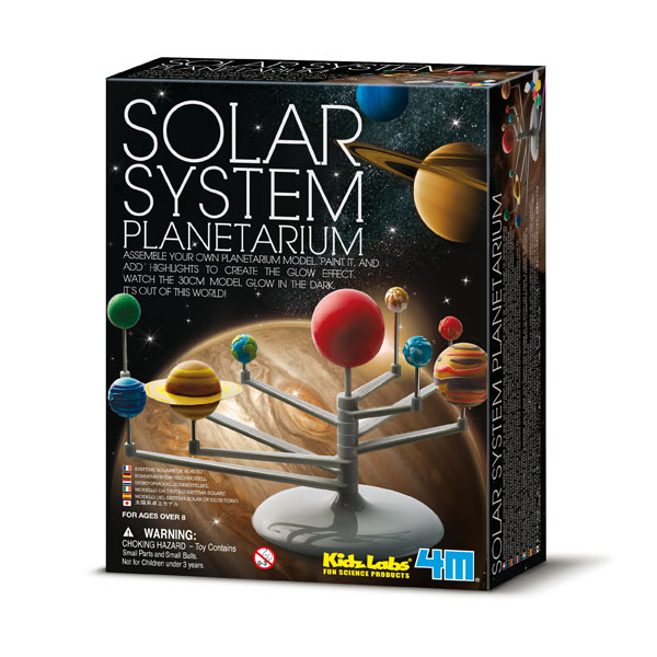 Kidz Labs – Sonnensystem Planetarium Model