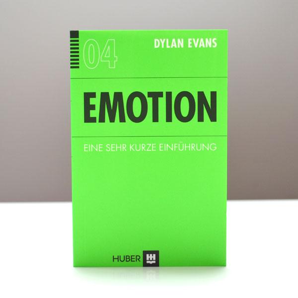 Dylan Evans: Emotionen – Eine sehr kurze Einführung