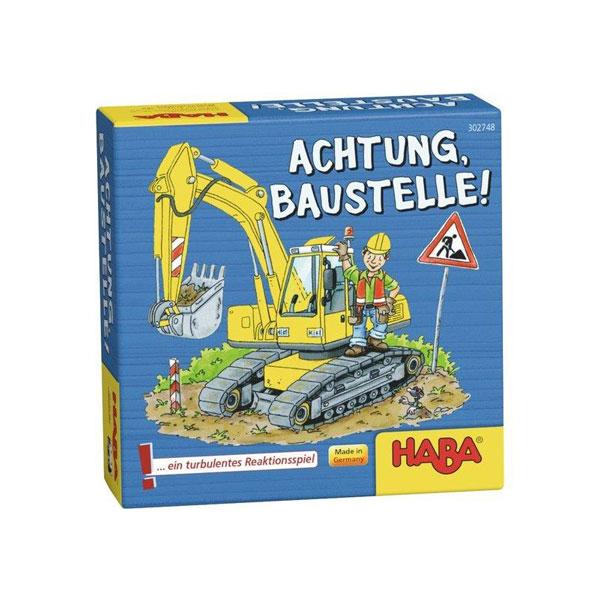 HABA | Achtung, Baustelle!