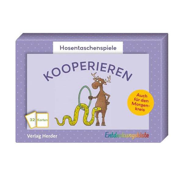 Verlag Herder | Hosentaschenspiel: Kooperieren
