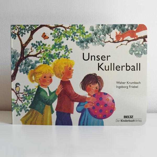 Walter Krumbach & Ingeborg Friebel | Unser Kullerball