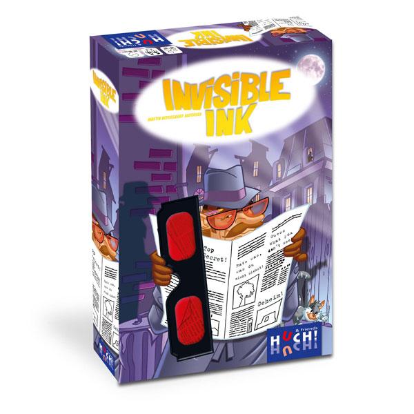 Invisible Ink – ein kniffeliger Agenten-Ratespaß