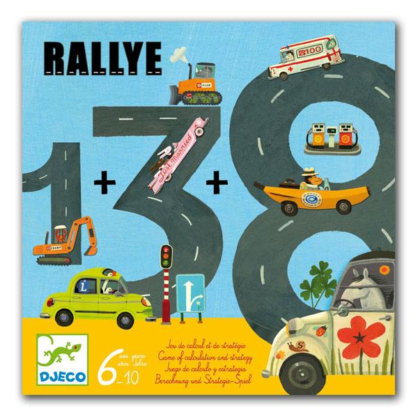 Rallye – Ein Zahlenspiel